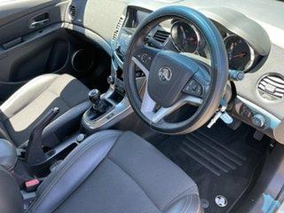 2014 Holden Cruze JH MY14 SRi Silver 6 Speed Manual Sedan
