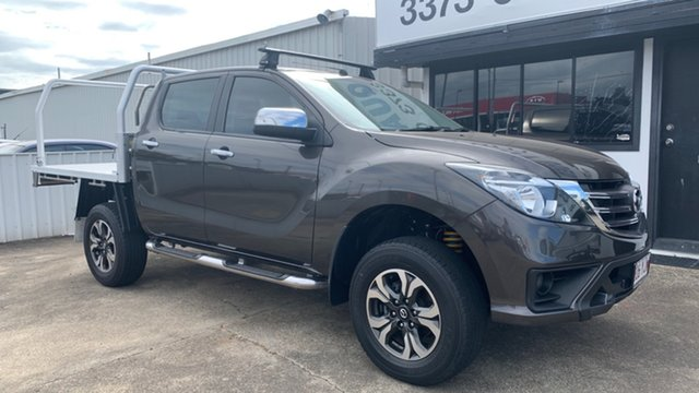 Used Mazda BT-50 UR0YG1 GT Moorooka, 2018 Mazda BT-50 UR0YG1 GT Brown 6 Speed Sports Automatic Utility