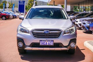 2020 Subaru Outback 5GEN 2.5i Vision Plus Silver Constant Variable SUV.