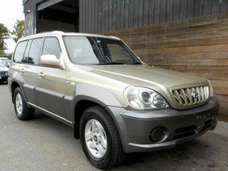 2003 Hyundai Terracan HP Gold 4 Speed Automatic Wagon.
