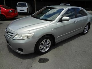 2010 Toyota Camry ACV40R 09 Upgrade Altise Silver 5 Speed Automatic Sedan.