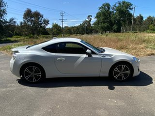 2015 Toyota 86 ZN6 GTS White Manual Coupe