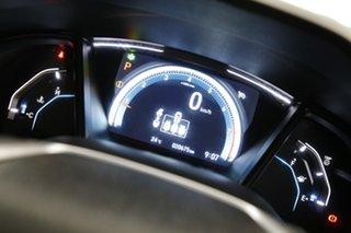 2018 Honda Civic 10th Gen MY18 VTi-S Luxe Grey 1 Speed Constant Variable Sedan