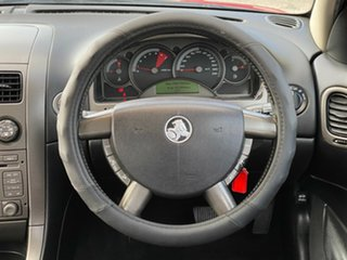 2004 Holden Crewman VZ S Red 4 Speed Automatic Utility