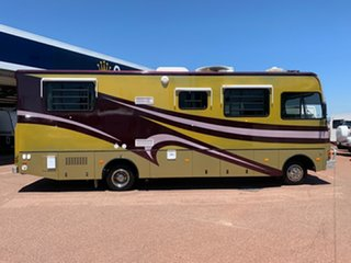 2006 Isuzu Outback Isuzu Flinders Gold Motor Home