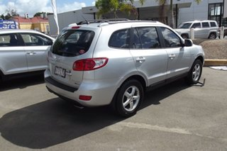 2009 Hyundai Santa Fe CM MY09 SX Silver 5 Speed Sports Automatic Wagon