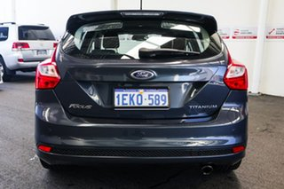 2013 Ford Focus LW MK2 Titanium 6 Speed Automatic Hatchback