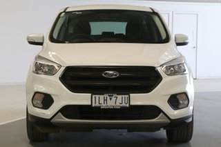 2017 Ford Escape ZG Ambiente (FWD) White 6 Speed Automatic SUV