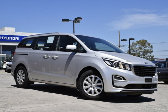 Used Kia Carnival YP MY19 S Ferntree Gully, 2018 Kia Carnival YP MY19 S Silver 8 Speed Sports Automatic Wagon