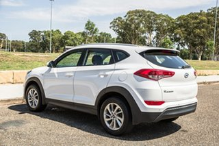 2018 Hyundai Tucson TL2 MY18 Active 2WD Pure White 6 Speed Sports Automatic Wagon