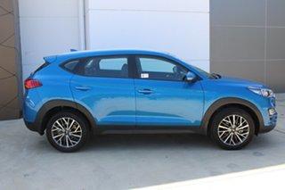 2020 Hyundai Tucson TL4 MY21 Active X 2WD Aqua Blue 6 Speed Automatic Wagon.