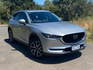 2017 Mazda CX-5 KE Series 2 Akera Silver Sports Automatic Wagon.