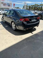 2012 Honda Accord Euro CU MY12 Luxury Grey 5 Speed Automatic Sedan