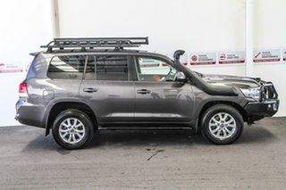 2019 Toyota Landcruiser VDJ200R VX Graphite 6 Speed Sports Automatic Wagon