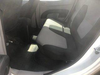 2010 Mitsubishi Triton MN MY10 GL-R White 4 Speed Automatic Double Cab Utility