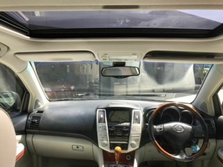 2006 Lexus RX350 GSU35R Sports Luxury Grey 5 Speed Sequential Auto Wagon