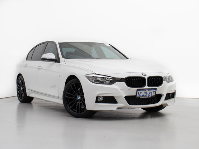 Used BMW 328i F30 MY14 Sport Line, 2013 BMW 328i F30 MY14 Sport Line White 8 Speed Automatic Sedan