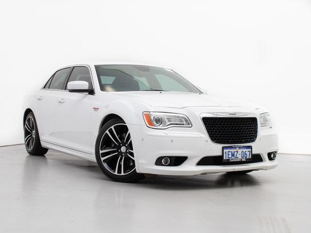 Used Chrysler 300  SRT8 Core, 2014 Chrysler 300 SRT8 Core White 5 Speed Automatic Sedan