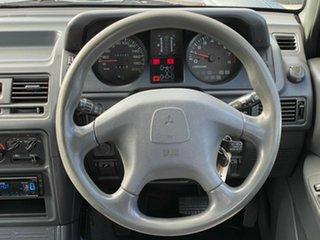 2000 Mitsubishi Pajero NL Escape Green 4 Speed Automatic Wagon