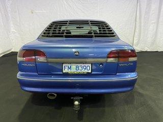1995 Holden Commodore VR II Berlina Torquay Blue/velour 4 Speed Automatic Sedan.