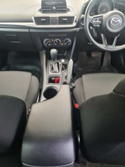 2017 Mazda 3 Neo Silver 6 Speed Automatic Hatchback