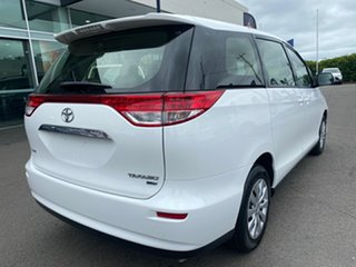 2015 Toyota Tarago ACR50R MY13 GLi White 7 Speed Constant Variable Wagon
