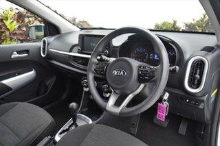 2018 Kia Picanto JA MY18 S White 4 Speed Automatic Hatchback