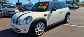 2009 Mini Hatch R56 Cooper D White 6 Speed Manual Hatchback