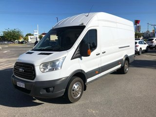 2014 Ford Transit VO 470E (High Roof) White 6 Speed Manual Van.