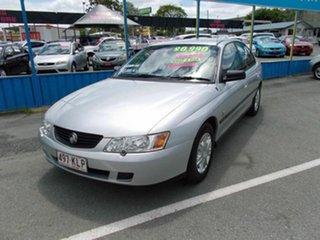 2004 Holden Commodore EXECUTIVE Silver 4 Speed Automatic Sedan