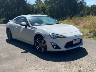 2015 Toyota 86 ZN6 GTS White Manual Coupe.