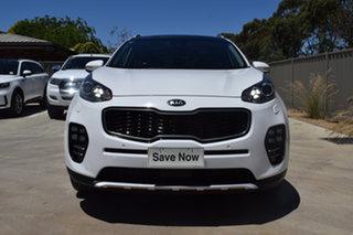 2015 Kia Sportage QL MY16 Platinum AWD White 6 Speed Sports Automatic Wagon.