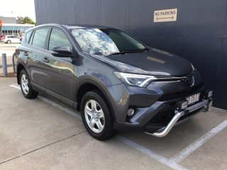2018 Toyota RAV4 ASA44R GX AWD Grey 6 Speed Sports Automatic Wagon.