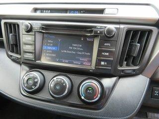2018 Toyota RAV4 ASA44R GX AWD Black 6 Speed Sports Automatic Wagon