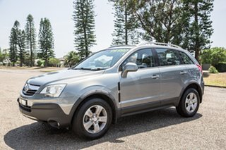 2012 Holden Captiva CG Series II 5 Grey 6 Speed Sports Automatic Wagon.