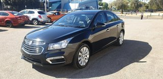 2015 Holden Cruze JH Series II MY15 CDX Black 6 Speed Sports Automatic Sedan