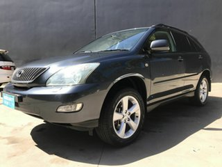 2006 Lexus RX350 GSU35R Sports Luxury Grey 5 Speed Sequential Auto Wagon.