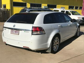 2009 Holden Commodore VE MY09.5 International Sportwagon White 4 Speed Automatic Wagon