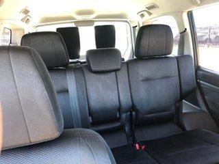 2011 Mitsubishi Pajero NT MY11 RX Graphite Grey 5 Speed Sports Automatic Wagon