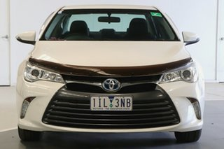 2016 Toyota Camry AVV50R MY15 Altise Hybrid Diamond White Continuous Variable Sedan