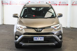2018 Toyota RAV4 ZSA42R MY18 GXL (2WD) Liquid Bronze Continuous Variable Wagon.