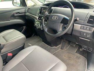 2015 Toyota Tarago ACR50R MY13 GLi White 7 Speed Constant Variable Wagon