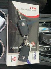 2014 Holden Commodore SV6 - Storm Silver Sports Automatic Sedan