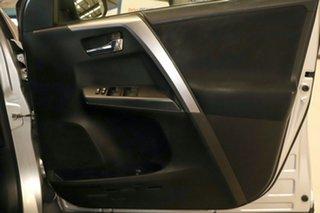 2015 Toyota RAV4 ALA49R MY16 GXL (4x4) Silver 6 Speed Automatic Wagon