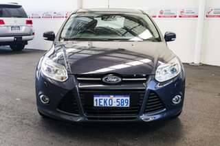 2013 Ford Focus LW MK2 Titanium 6 Speed Automatic Hatchback.