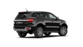2021 Ford Everest UA II 2021.25MY Trend Shadow Black 6 Speed Sports Automatic SUV