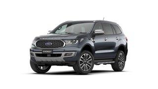 2021 Ford Everest UA II 2021.75MY Titanium Grey 10 Speed Sports Automatic SUV.