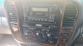 2000 Toyota Landcruiser FZJ105R GXL 4 Speed Automatic Wagon