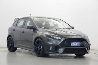 2017 Ford Focus LZ RS AWD Grey 6 Speed Manual Hatchback