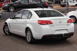 2015 Holden Commodore VF MY15 Evoke White 6 Speed Sports Automatic Sedan.